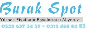 Burak Spot Ankara İkinci El Eşya Alanlar